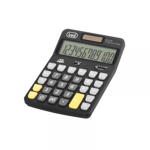 Αριθμομηχανή 12 Ψηφίων EC-3775