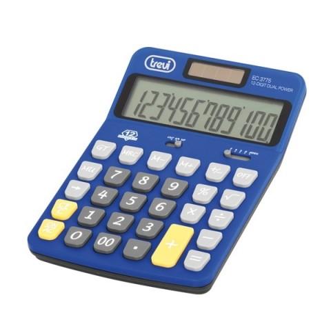 Αριθμομηχανή 12 Ψηφίων EC-3775 BL