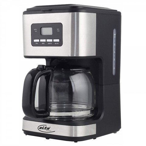 Ανοξείδωτη Καφετιέρα με οθόνη προγραμματισμού KM-900.15TS