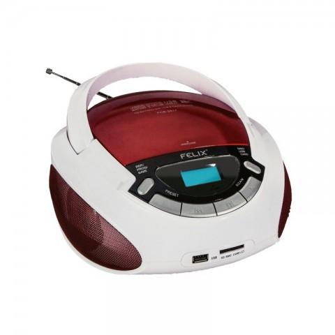 Φορητό Ράδιο-CD/ MP3 Player FCD-3917
