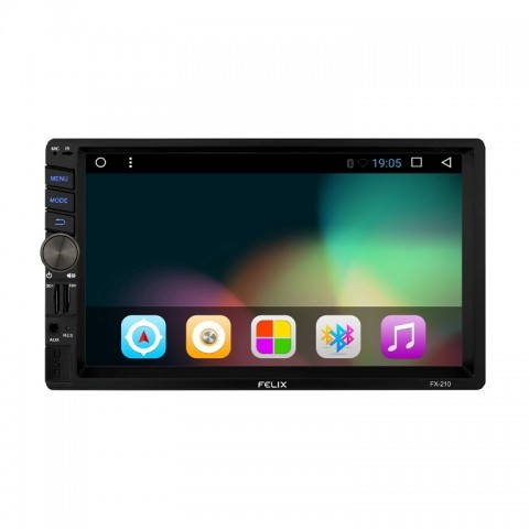 7'' Inch 2 DIN MP5 ANDROID MULTIMEDIA PLAYER FX-210