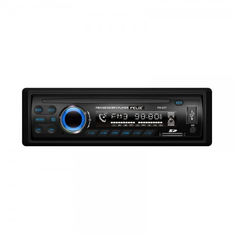 Ράδιο-MP3 αυτοκινήτου FX-217
