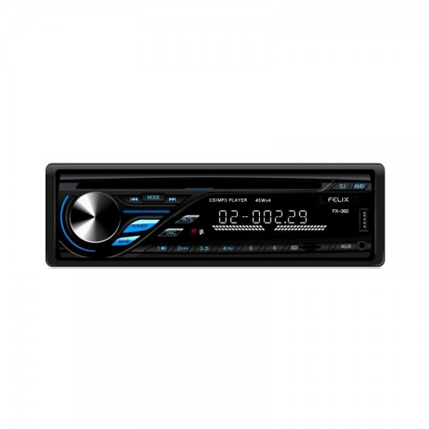 Ράδιο-CD/ MP3 Player αυτοκινήτου FX-362