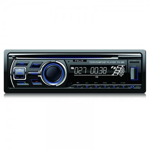 Ράδιο-CD/DVD/BΤ/USB/ player FX-386
