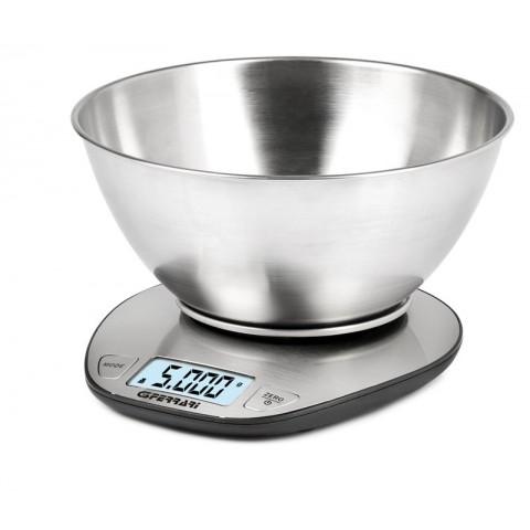 Ανοξείδωτη ψηφιακή ζυγαριά κουζίνας G20062