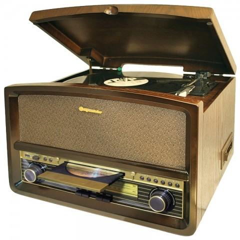 Vintage ξύλινο HiFi HIF-1937TUMPK