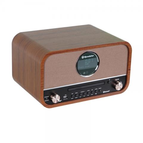 Vintage ξύλινο HiFi HRA-1782ND+BT