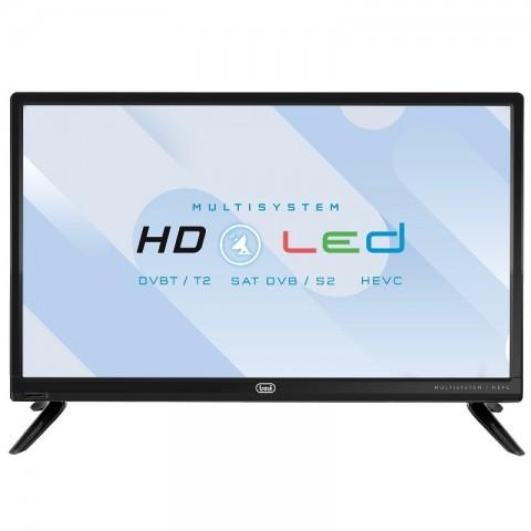 """Τηλεόραση LED 19"""" HD με τροφοδοτικό 12V LTV-1904 SAT"""