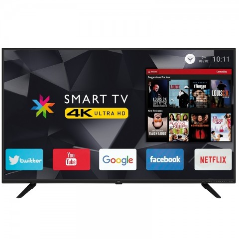 "Τηλεόραση SMART LED 50"" 4K ULTRA HD UHD-5003"