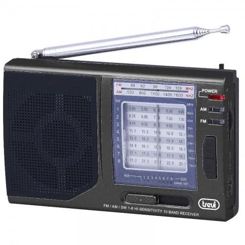 Φορητό Ραδιόφωνο παγκοσμίου λήψεως MB-728 BK