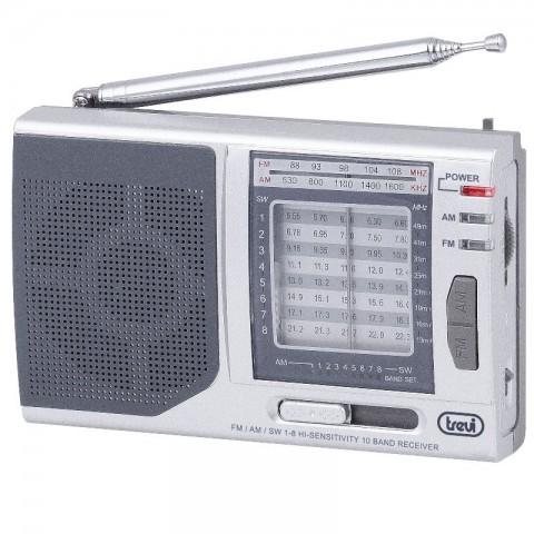 Φορητό Ραδιόφωνο παγκοσμίου λήψεως MB-728 SL