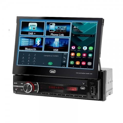 1 DIN Radio-MP3 Player αυτοκινήτου MDV-6380