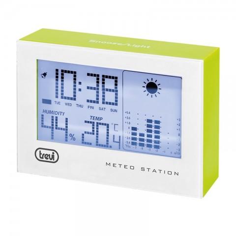 Μετεωρολογικός σταθμός με Ρολόι Ξυπνητήρι ME-3103gr