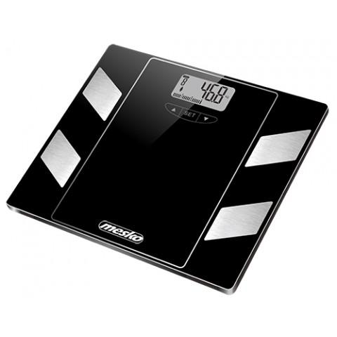 Ψηφιακή ζυγαριά μπάνιου MS-8148 BK