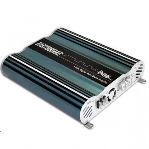 Μονοκάναλος ψηφιακός ενισχυτής PH-2000 W/D1.1