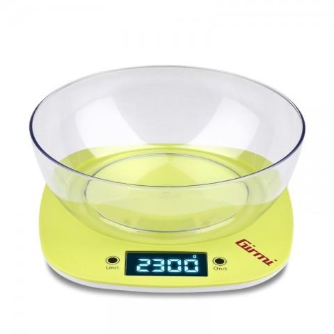 Ψηφιακή ζυγαριά κουζίνας με αποσπώμενο μπολ PS-03