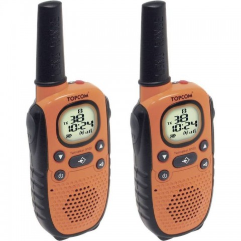Σετ Walkie-Talkie RC-6404