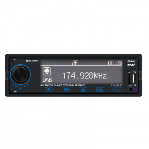 Ράδιο-MP3/DAB+/BT/USB player RU-695D+BT
