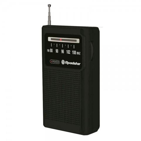 Ραδιόφωνο τσέπης TRA-1230/BK