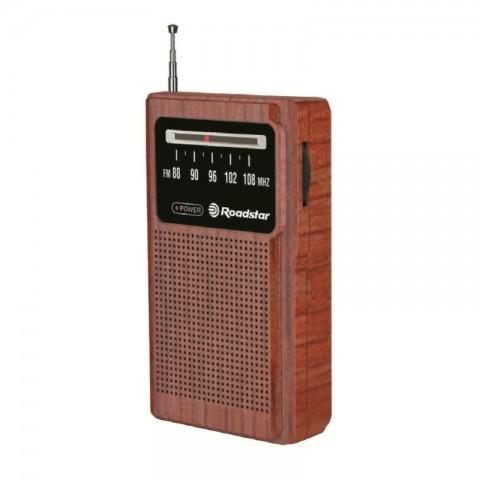 Ραδιόφωνο τσέπης TRA-1230/WD