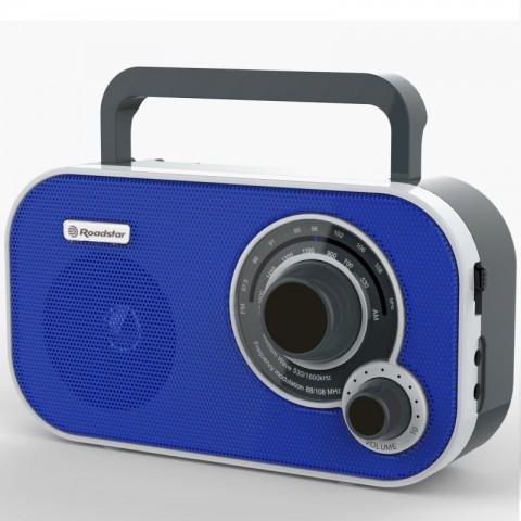 Φορητό Ραδιόφωνο FM TRA-2235/BL