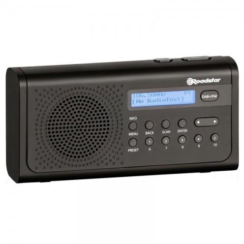 Ραδιόφωνο FM με RDS/DAB+ TRA-300D+