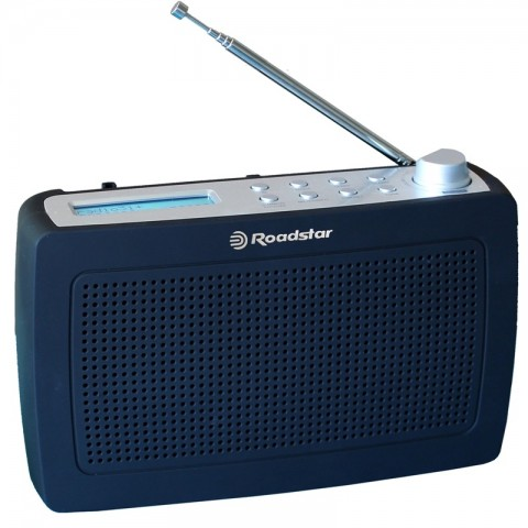 Ραδιόφωνο FM με DAB/DAB+ TRA-886D+/BK