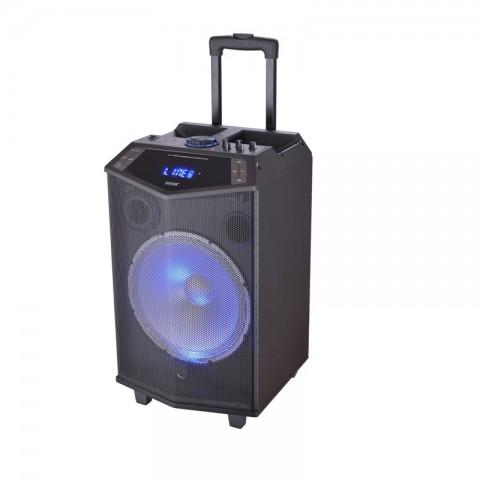 """Φορητό ηχοσύστημα Trolley speaker 12"""" TSP-404"""